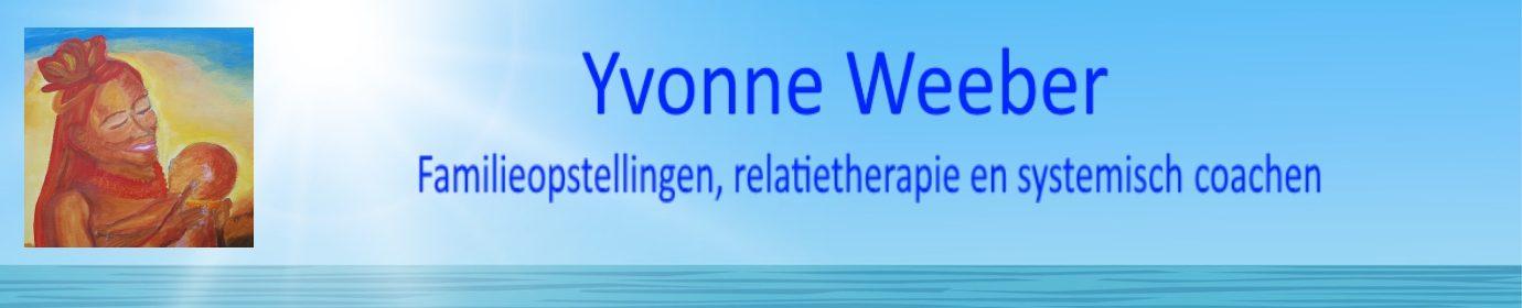 Yvonne Weeber - Familieopstellingen